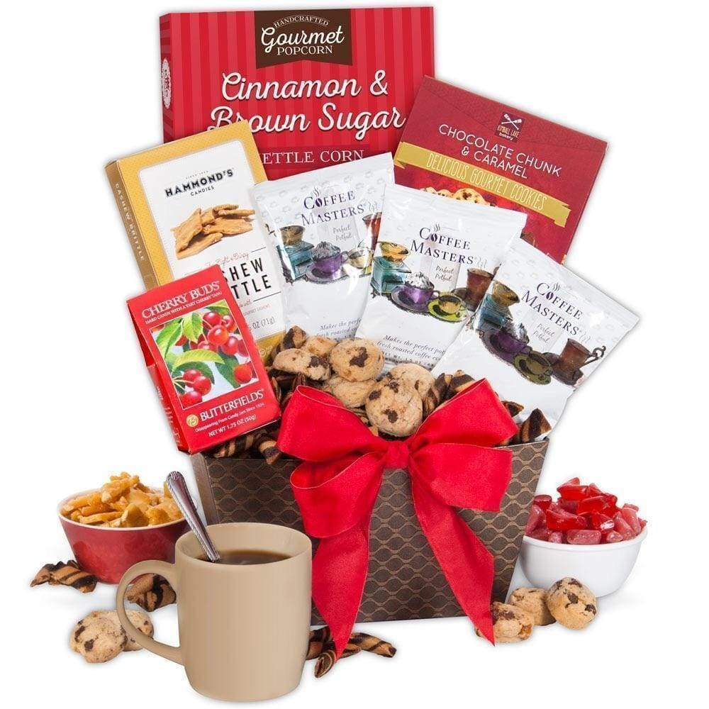 Coffee Break Gift Basket - www.inmatecarepackage.net