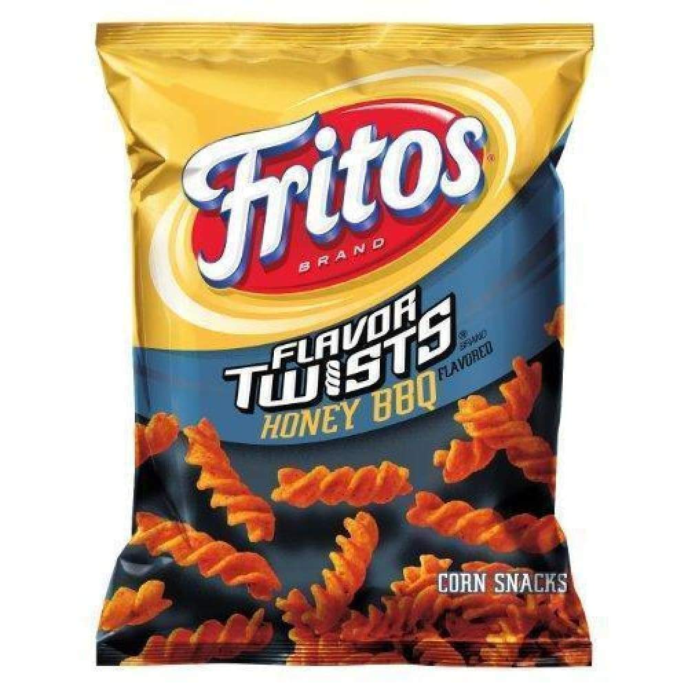 Honey Bbq Twist Fritos, 1.12Oz - www.inmatecarepackage.net
