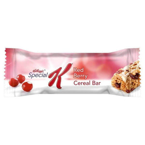 Kellogg's Cereal Breakfast Bar Chewy Berry - www.inmatecarepackage.net