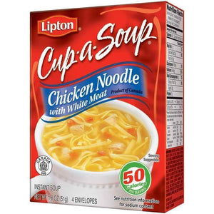 Lipton Soup Chicken With Meat Pouch 1.8Oz - www.inmatecarepackage.net