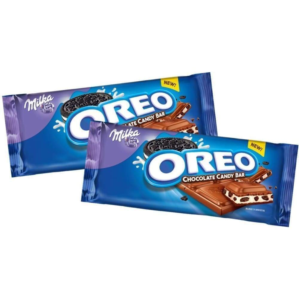 Milk Oreo Chocolate Candy Bar - www.inmatecarepackage.net