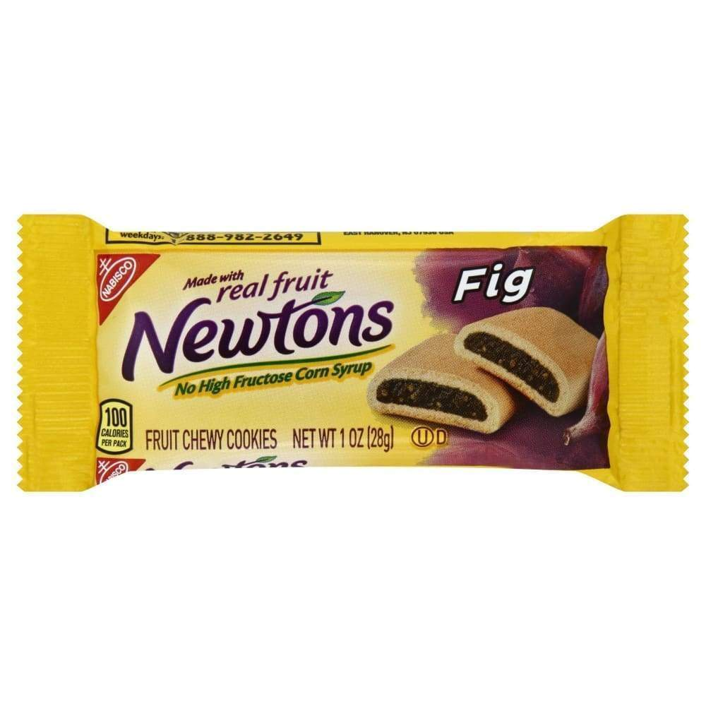 Nabisco Fig Newton Cookies 1 Oz. - www.inmatecarepackage.net