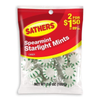 Sathers Spearmint Starlights, 3.6 Oz. - www.inmatecarepackage.net