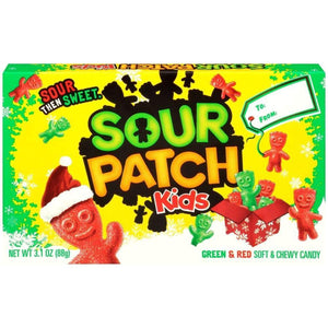 Sour Patch Kids Soft Candy Christmas - www.inmatecarepackage.net