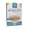 Sprouted Brown Rice Crisps - Veganic Gluten Free 8 Oz - www.inmatecarepackage.net