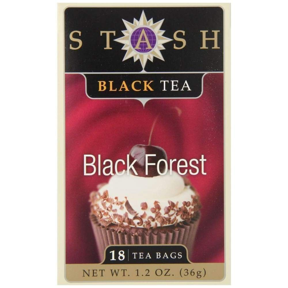 Stash Black Forest Tea - 18 Ct. - www.inmatecarepackage.net