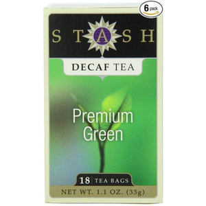 Stash Decaf Premium Green Tea - 18 Bags - www.inmatecarepackage.net