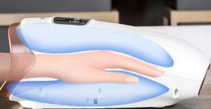 uKnead UK-28 uPalm Electric Accupressure Hand Massager