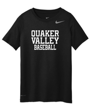 Load image into Gallery viewer, NIKE BRAND QVSB BASEBALL ADULT SHORT SLEEVE T-SHIRT WITH PERSONALIZATION OPTION