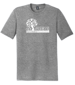 FERN HOLLOW 2021 GET OUTSIDE! YOUTH TRI-BLEND SHORT SLEEVE T-SHIRT