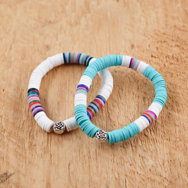 Bracelet Peace & Love - enfant