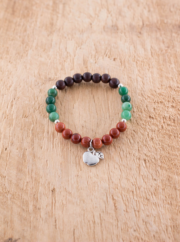 Bracelet Apple pie - Enfant