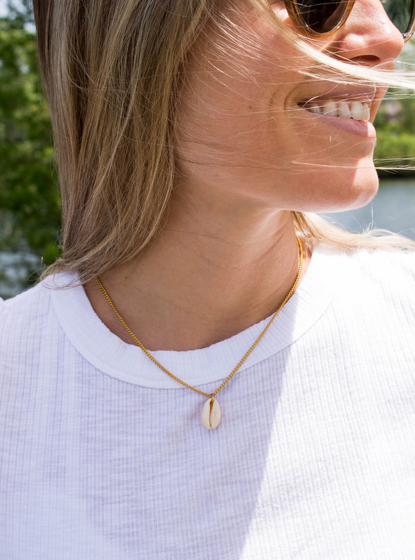 Collier Simply Seashell