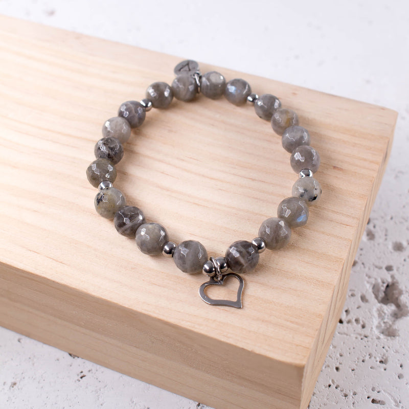 Bracelet Young Heart * stainless steel