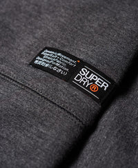 Active Flex Zip Hoodie - Dark Grey - Superdry.sg