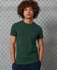Core Logo Athletics Micro T-Shirt - Green