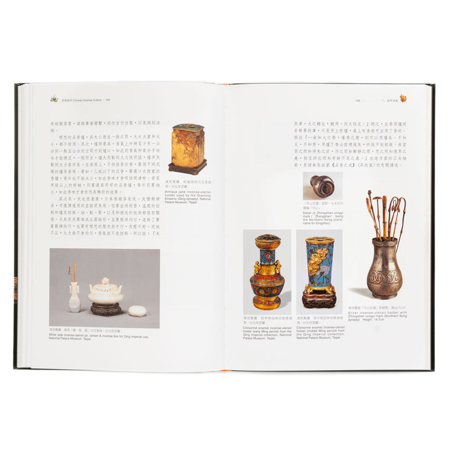 Chinese Incense Culture