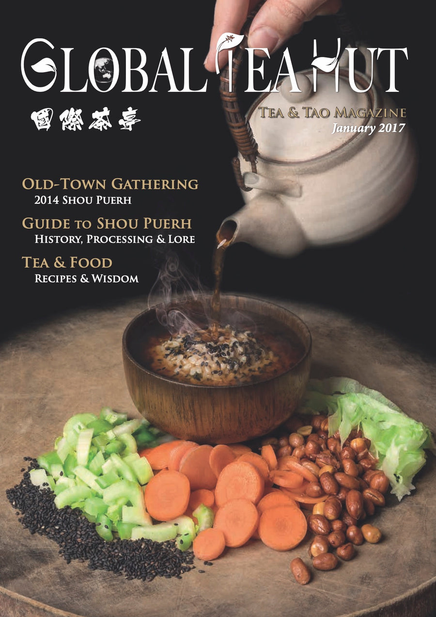 Global Tea Hut Magazine