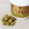 omega 3-6-9 ultimate skin and allergy chews chew up close