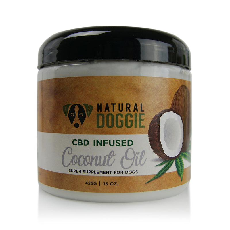 cbd infused virgin coconut oil for dogs
