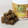 Natural Doggie CBD-Infused Bacon Flavor Soft Chews