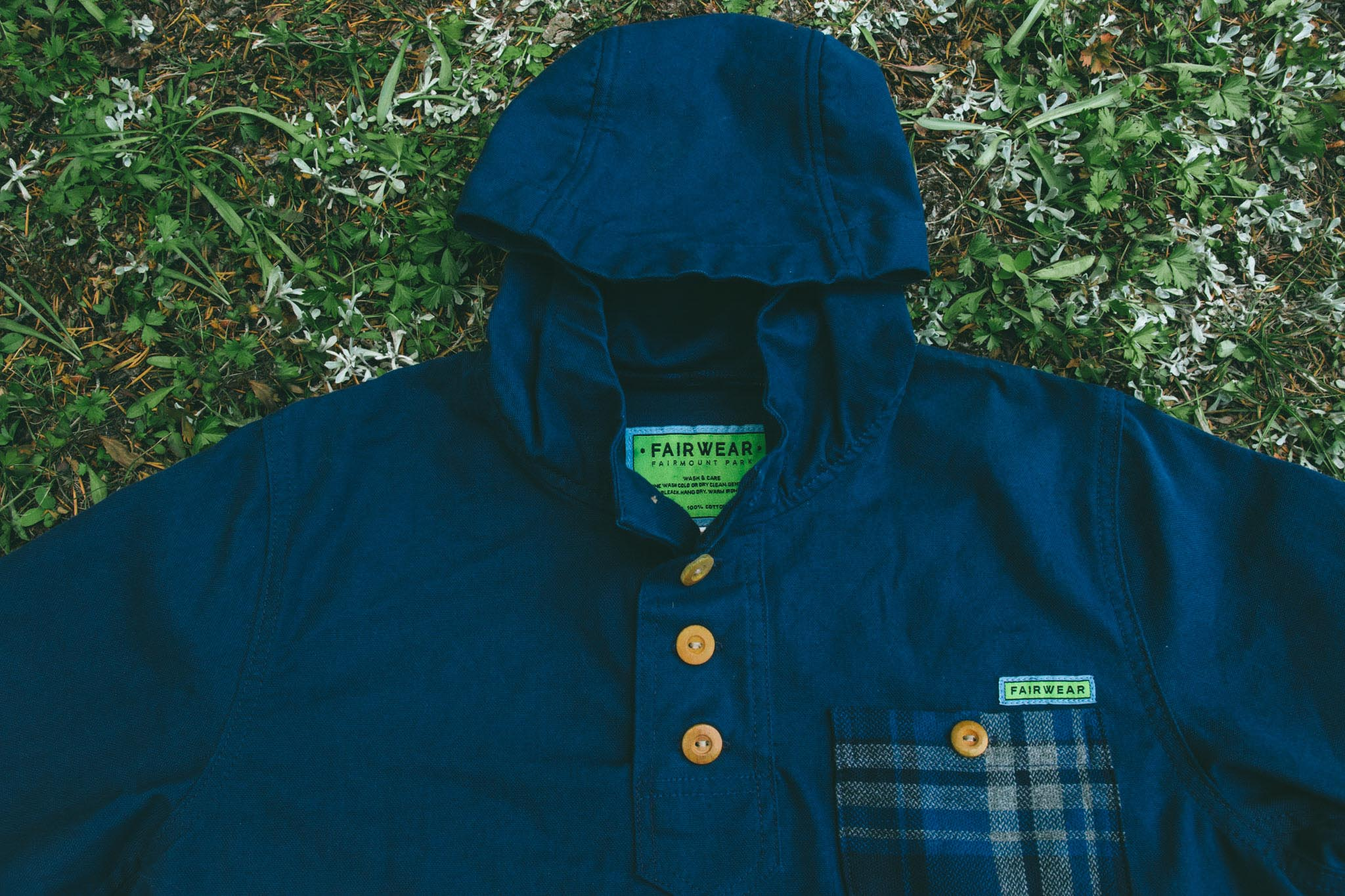 Longport Pullover (Navy)