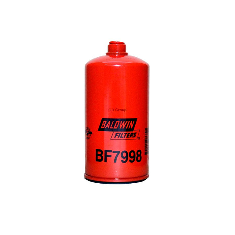 BALDWIN FILTRO PARA COMBUSTIBLE NEW HOLLAND TS6020 BF7998 84171692 33765 SFC-45030