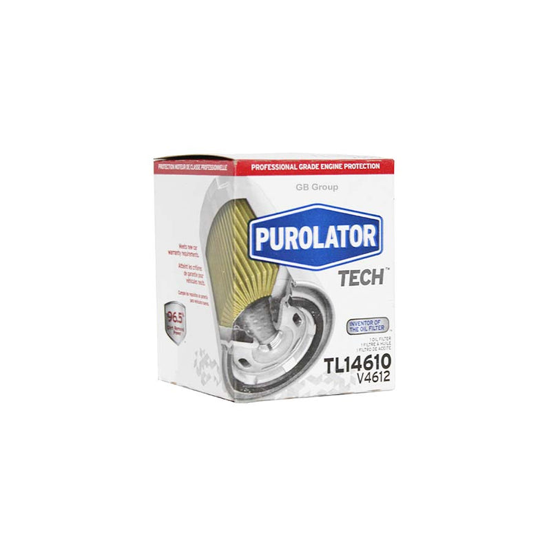 TL14610 Purolator Tech filtro para aceite de Nissan NP300 4 cilindros 2.4 litros 2008-11. 150-2003 PH7317 GP-149 OF-3593 ML1008.