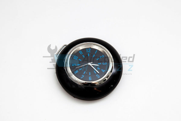 VW type 1 beetle horn button with clock kafer volkswagen black (Fit : Beetle)