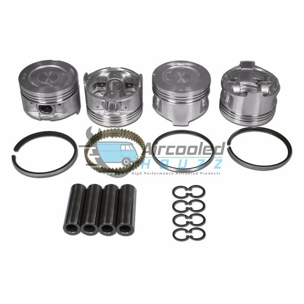 AA Performance Products - Toyota 22R/22RE Hypereutectic Piston Set Oversize .50