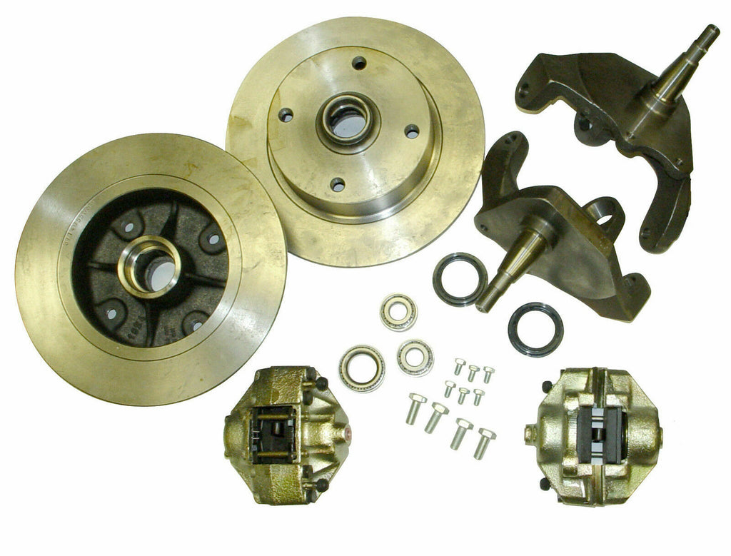 EMPI Link Pin Blank Rotors Drop Spindle Disc Brake Kit