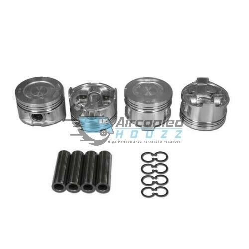 AA Performance Products -Toyota 22R/22RE Hypereutectic Piston Set (STD) NO RINGS