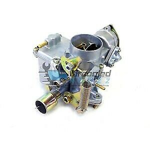 VW Volkswagen 34 Pict-3 Carburetor 12V Electric Choke With Gasket & Nuts