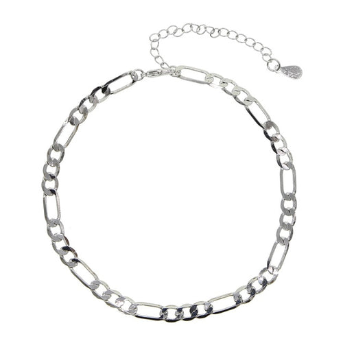 Women's Solid Figaro Anklet - Different Drips