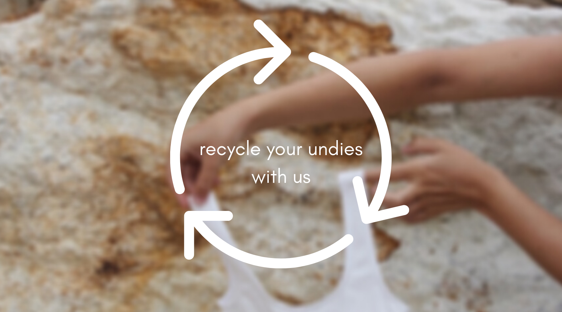 recycle your underwear with bare