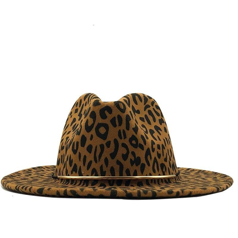 Dope hats store primal leopard and cheetah print wide brim fedora hat