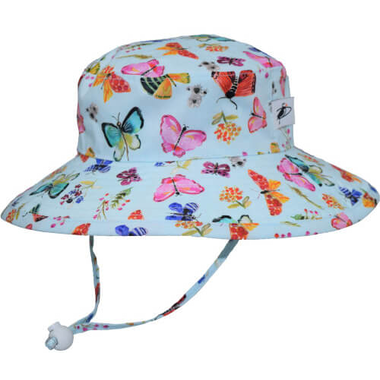 Puffin Gear Sunbeam Infant Hat - BUTTERFLY