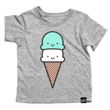 Whistle & Flute Kawaii Ice Cream T-Shirt