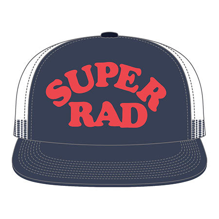 BASEBALL HAT (PREFRESH SUPER RAD) (PINE GRENN WHITE)
