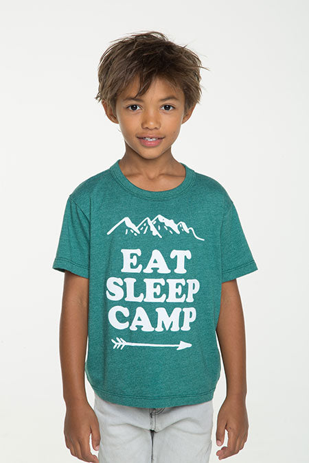 VINTAGE JERSEY SHORT SLEEVE TEE (CAMP)