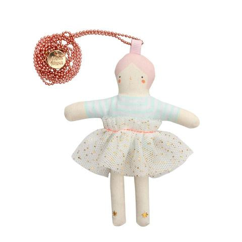 Meri Meri Matilda Doll Necklace