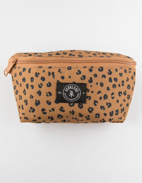 Parkland Bobby Hip Packs - Leopard