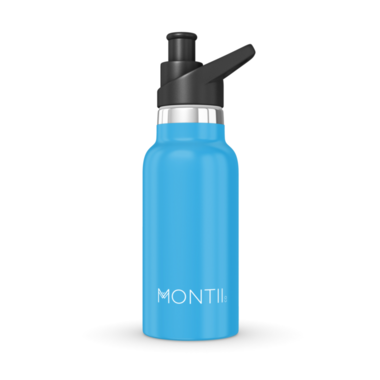 Montii Co. Mini Drink Bottle - Blue