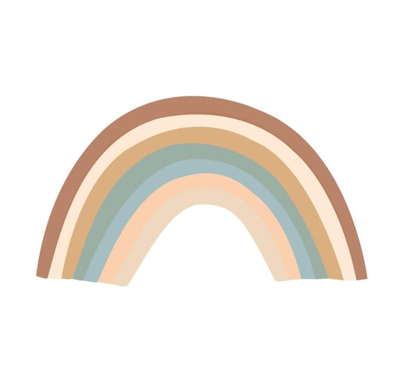 PRE-ORDER - Grech & Co Woven Rainbow Art Print