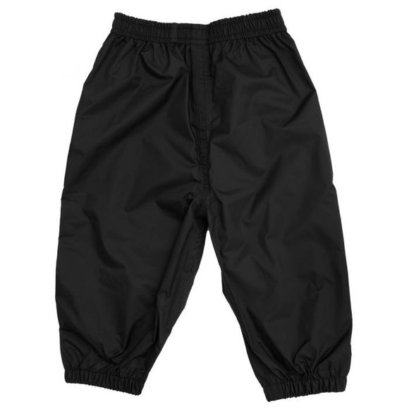Calikids 100% Waterproof Rain Pants - Black