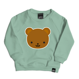 Whistle & Flute Kawaii Bear Sweatshirt