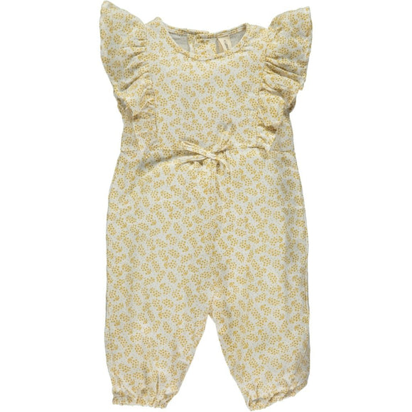 Vignette - Gracie Romper in Lemon