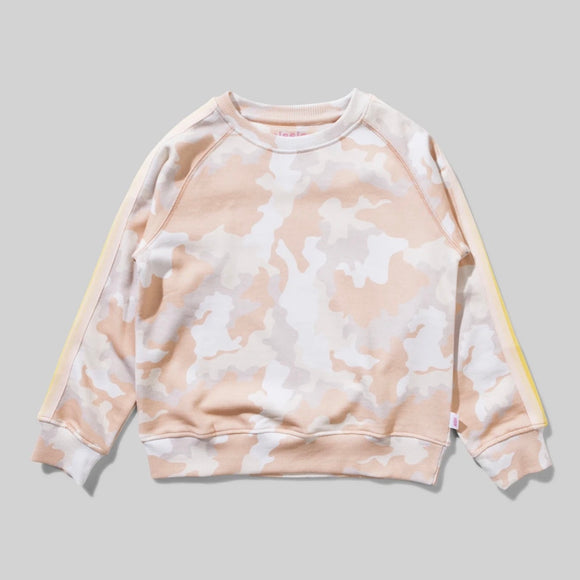 Munsterkids Land of Wonders Crew - Pastel Camo