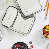 Dalcini 2 Piece Set (Lunchbox + Little Snacker)