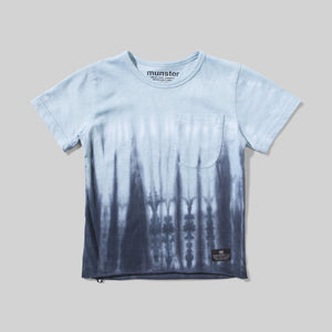 Munsterkids Flood Blue Tee